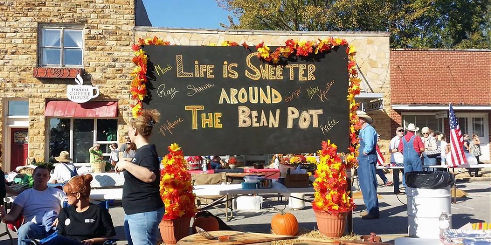 39th Annual Bean Fest & Championship Outhouse Race