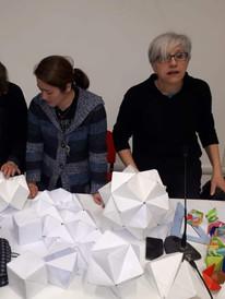 Mega Origami workshop