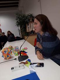 Origami Workshop, Italy.