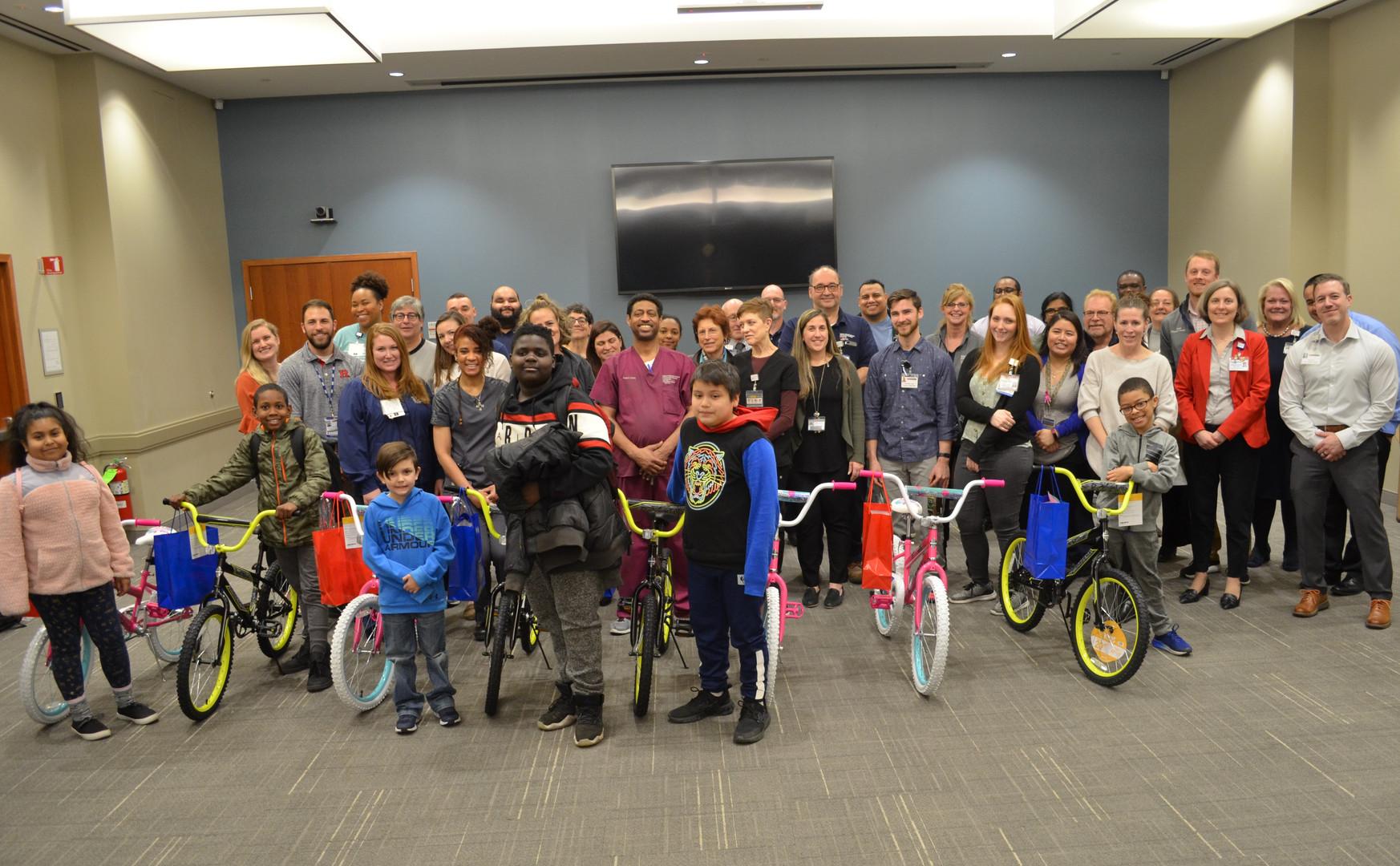 Bound Brook Build a Bike 2020