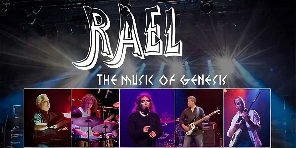 RAEL - The Music of Genesis