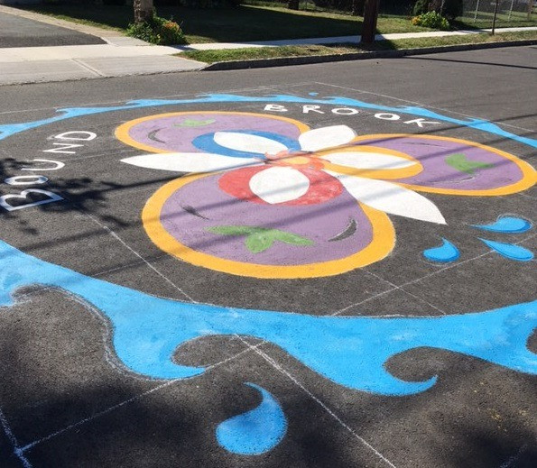 Murals and Parklets – Improving Walkability in Bound Brook