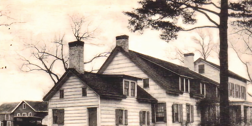 NJ Paranormal Investigators at the Abraham Staats House