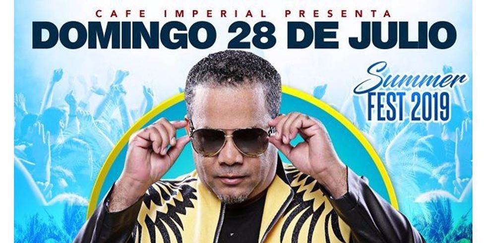 """Festival de Verano"""" featuring Hector Acosta AKA """"El Torito"""""""