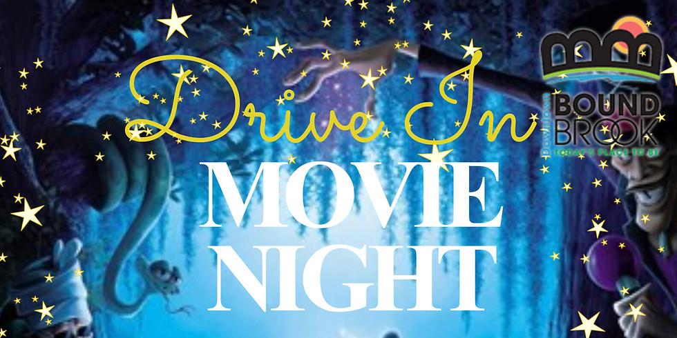 """""""Disney Princess"""" Drive-In Movie Night"""