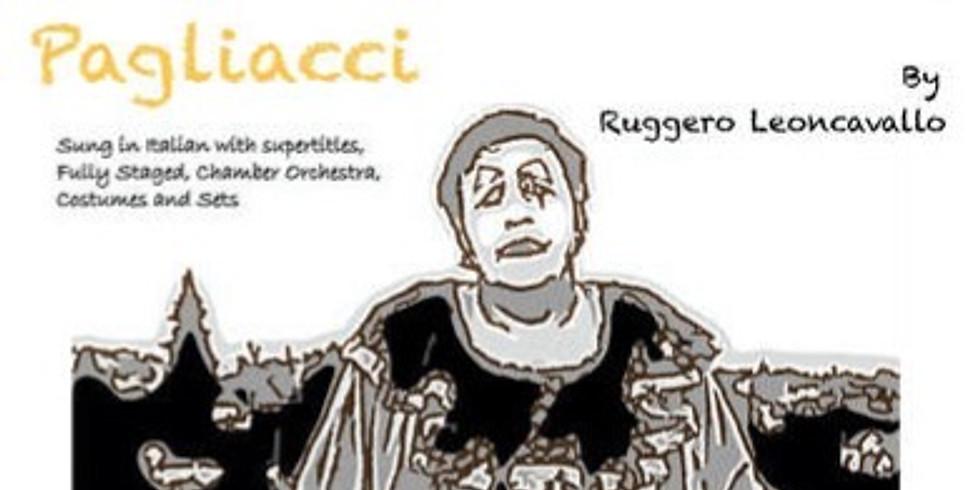 Eastern Opera of New Jersey Presents Pagliacci