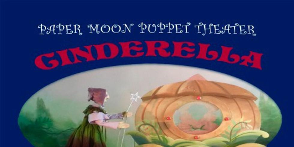 Paper Moon Puppet Theater Presents Cinderella