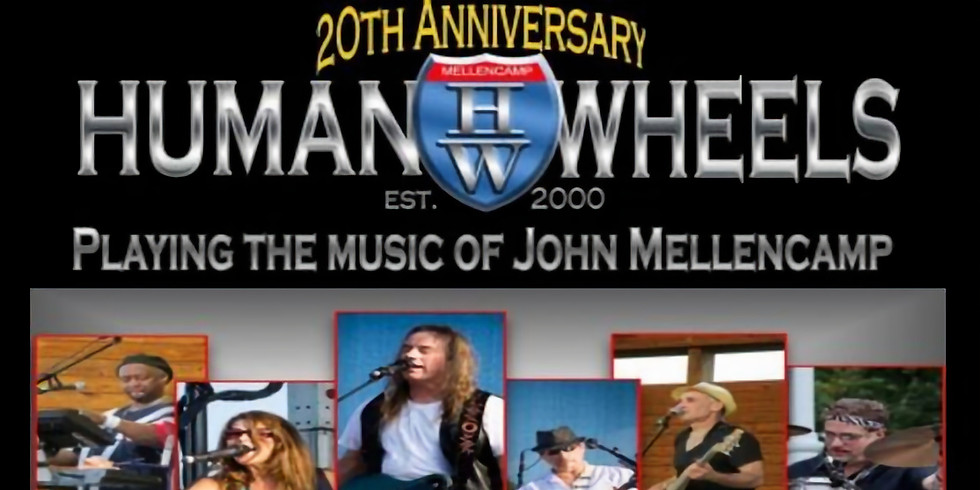 Human Wheels: Playing the Music of John Mellencamp