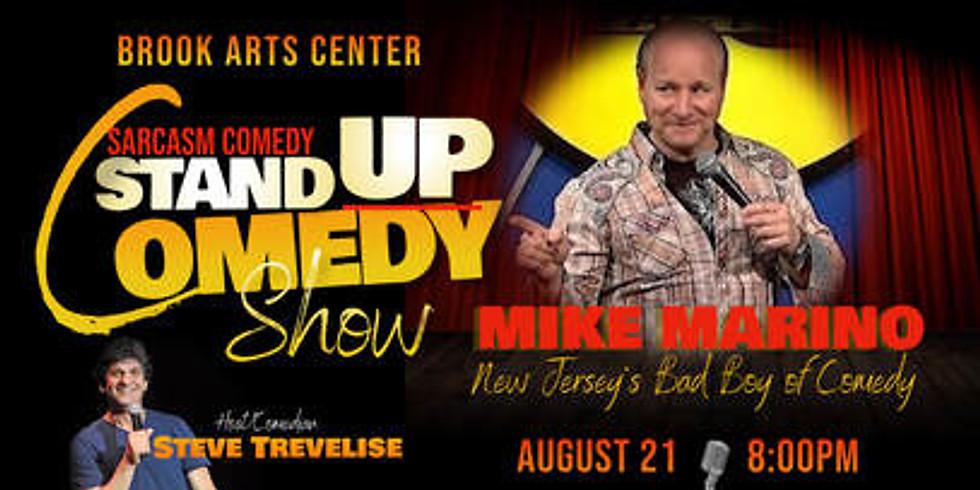 Comedian Mike Marino