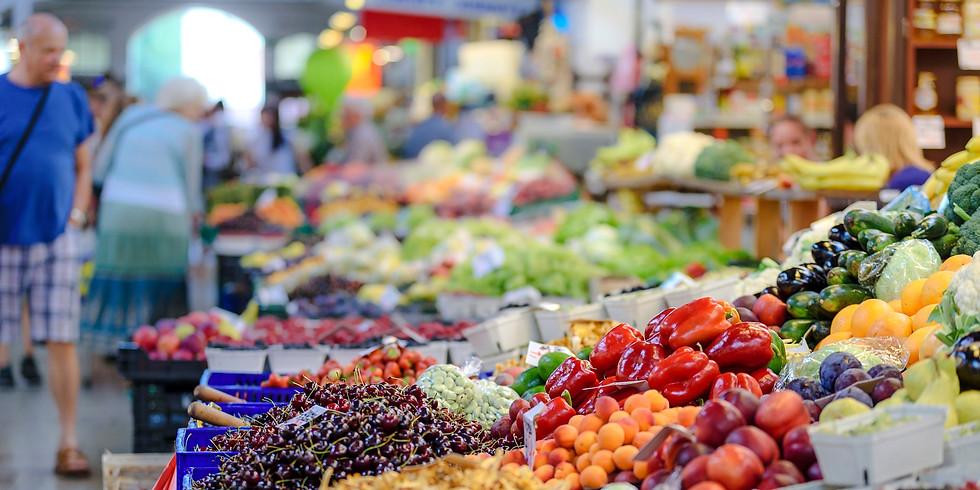 South Bound Brook Farmers Market (Sundays, June 30th - Sept. 29, 2019)