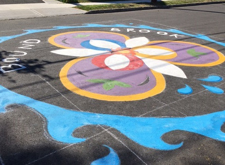 Murals and Parklets - Improving Walkability in Bound Brook