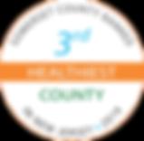 Somerset County 3rd Healthiest County_En