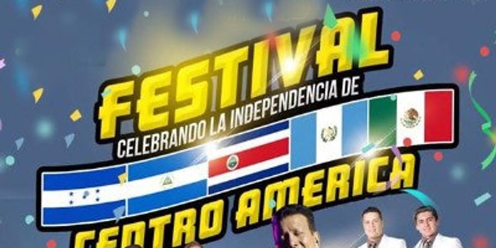 Festival Celebrando La Independencia de Centro America