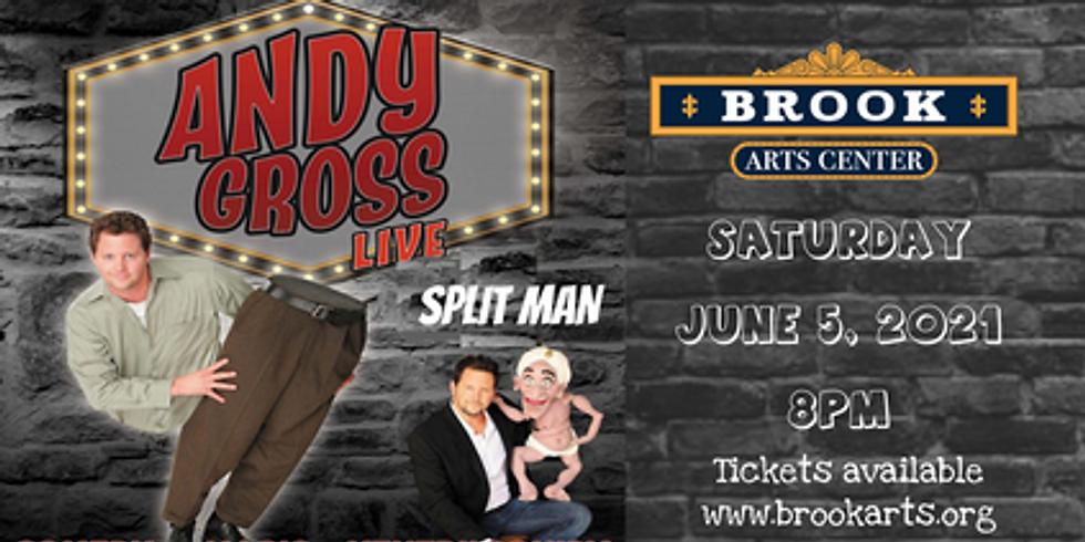 Andy Gross Live | Comedy, Magic, Ventriloquism