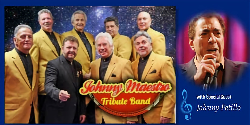 The Johnny Maestro Tribute Band