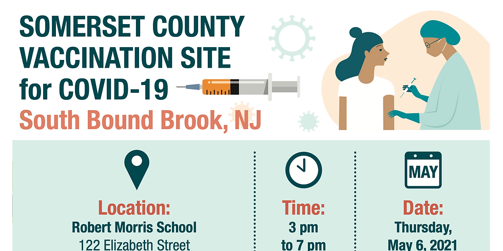 Covid-19 Vaccination Walk-in Clinic | South Bound Brook