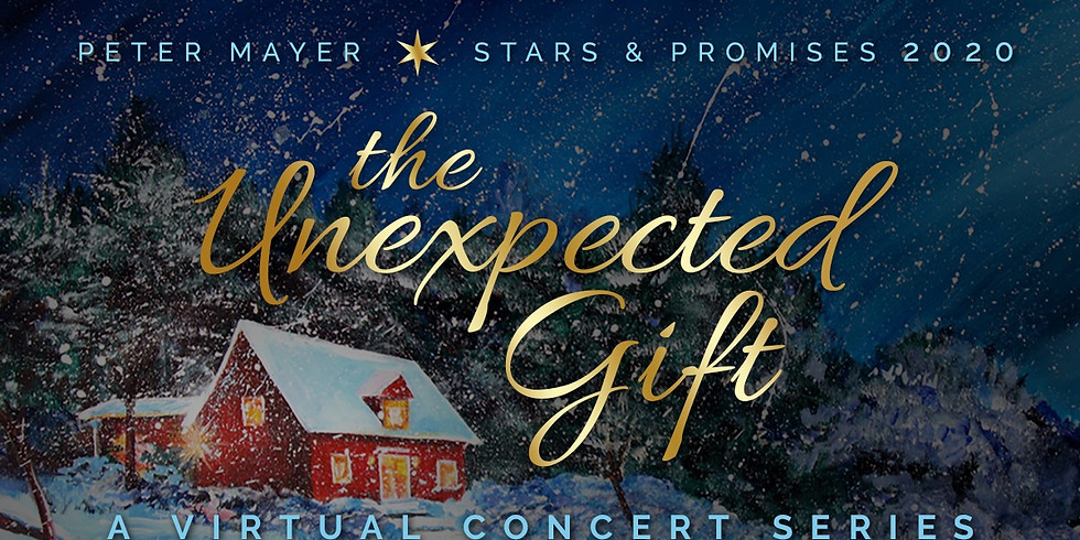 Peter Mayer - The Unexpected Gift: Stars & Promises 2020