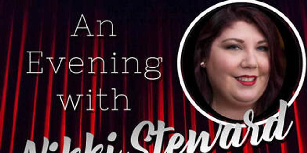 An Evening with Nikki Steward Psychic Medium - Lobby Vendor Market