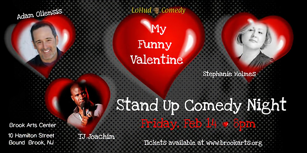 My Funny Valentine - Stand Up Comedy Night