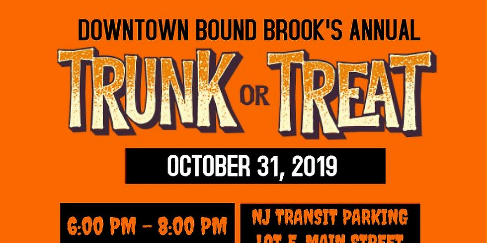 Trunk-or-Treat & Halloween Costume Contest  & Dia de Los Muertos Celebration