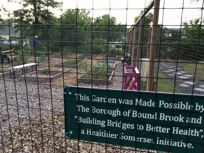 Bound Brook Community Garden