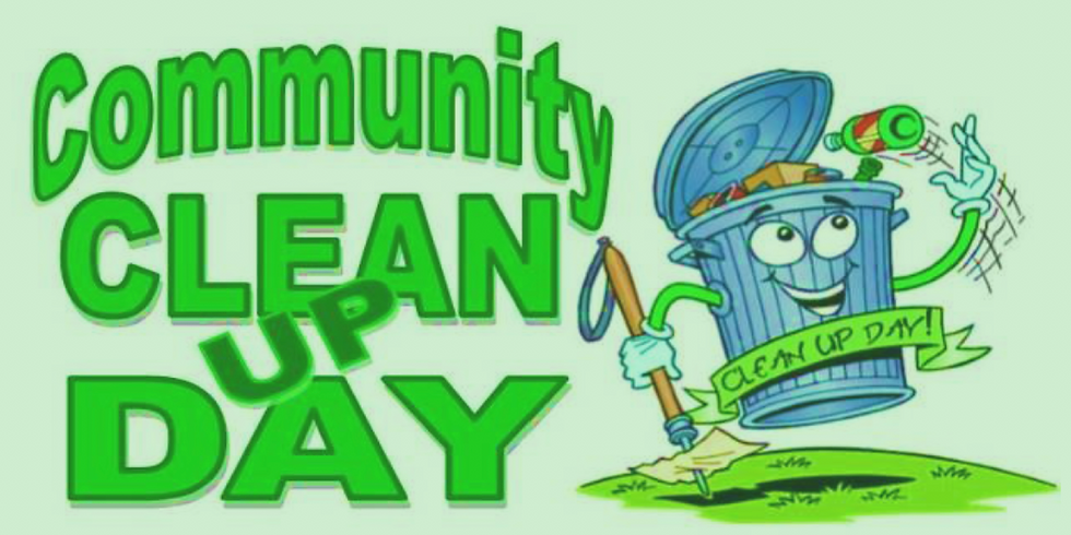South Bound Brook Community Clean Up Day