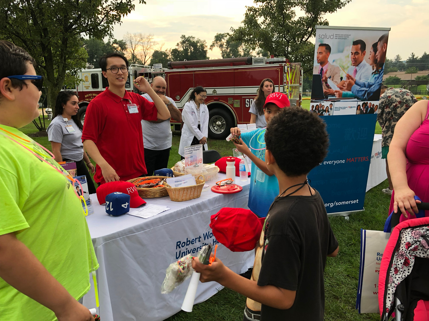 Bound Brook National Night Out