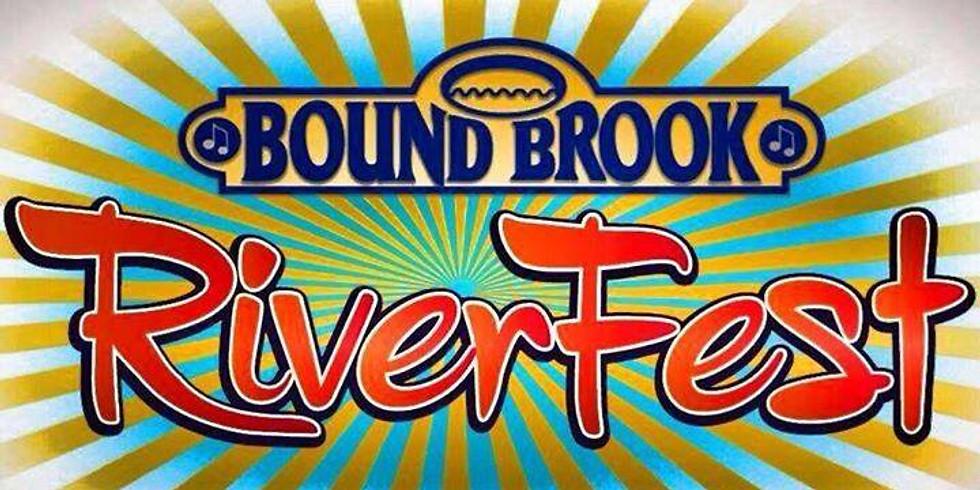 Bound Brook RiverFest Music & Arts Festival & Craft Show
