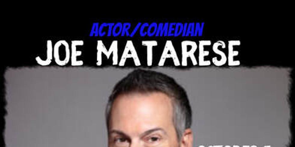 Actor/Comedian Joe Matarese