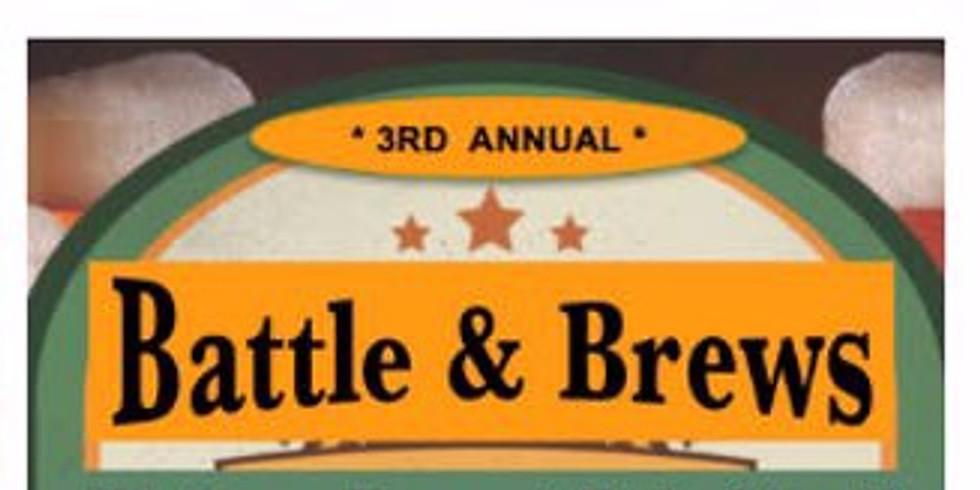 """3rd Annual """"Battle & Brews History Tour & Pub Stroll"""""""