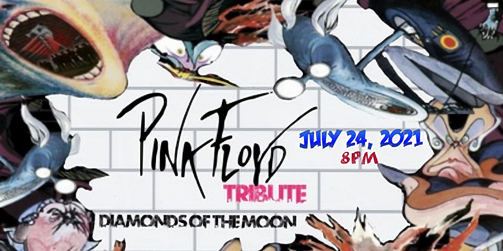 Pink Floyd Tribute:  Diamonds of the Moon