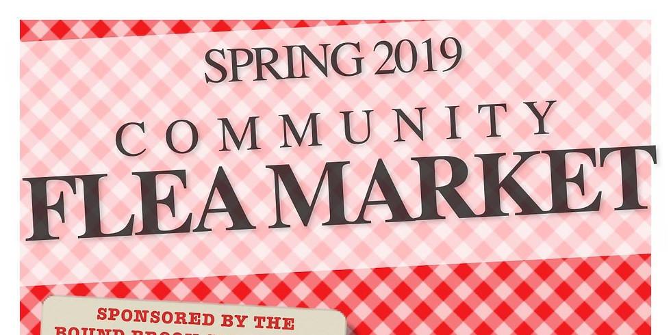 Spring 2019 Community Flea Market