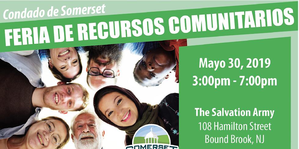 Feria de Recursos Comunitarios