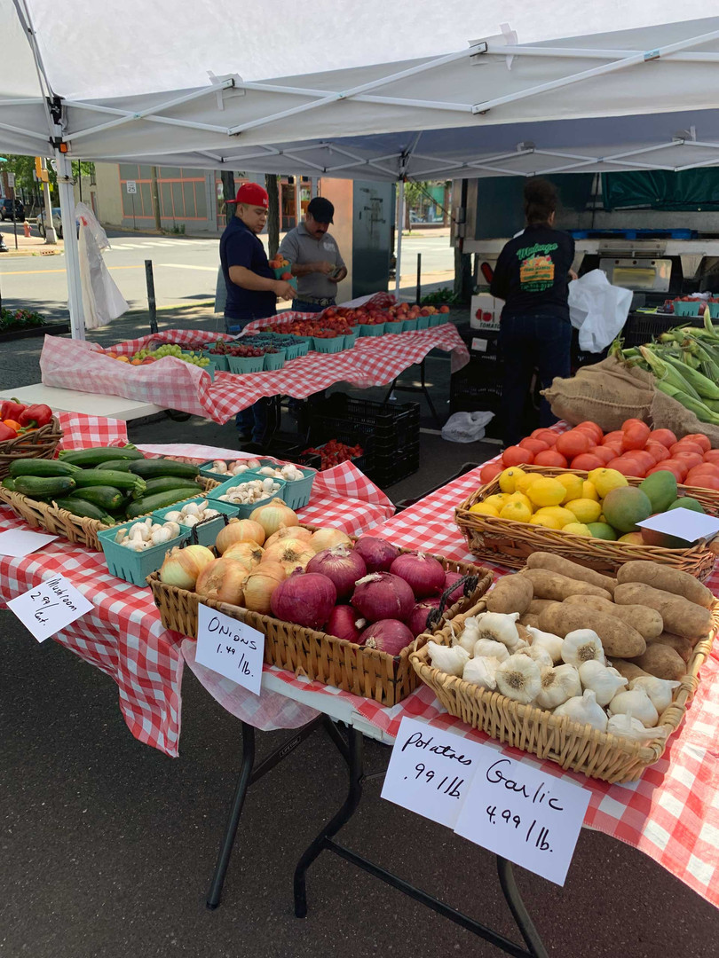 Bound Brook Farmers Market