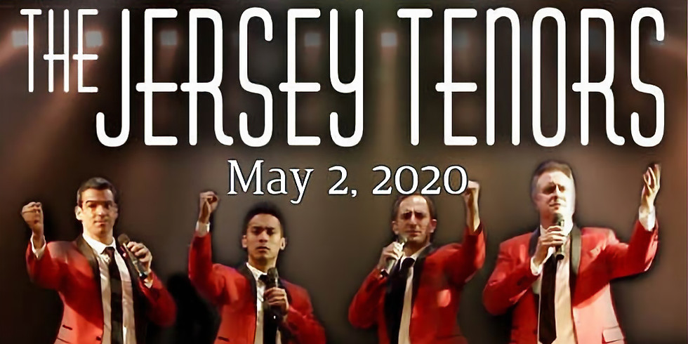 The Jersey Tenors - CANCELLED