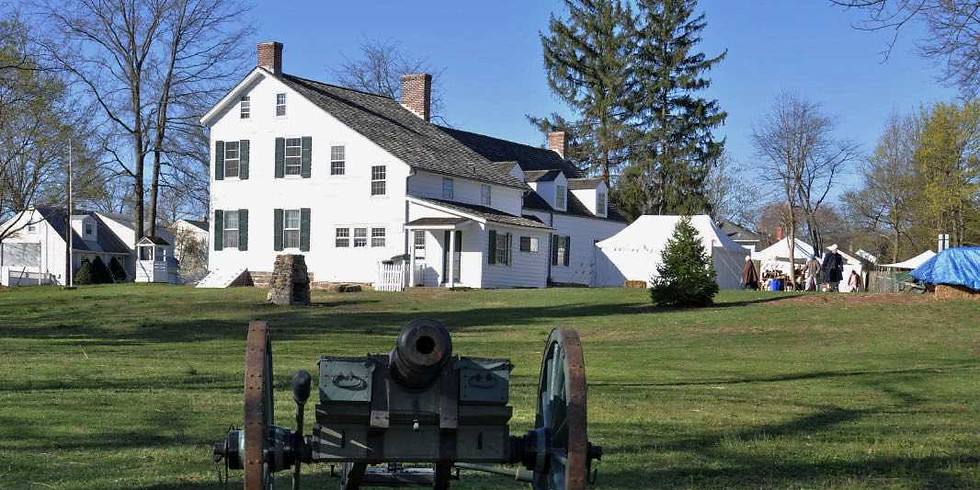 The Abraham Staats House -- May Open House (FREE)