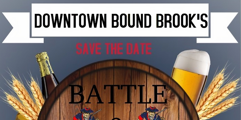 2020 BATTLE OF BOUND BROOK -- SAVE THE DATE!