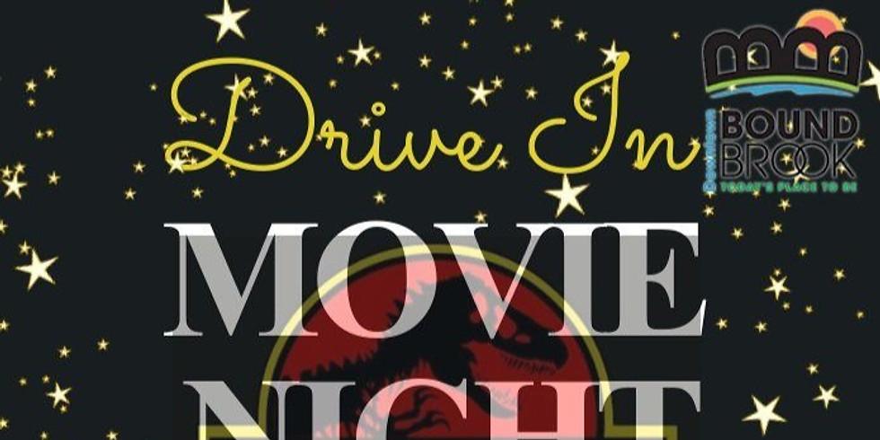 DRIVE IN MOVIE NIGHT AT BILLIAN LEGION PARK- Jurassic Park