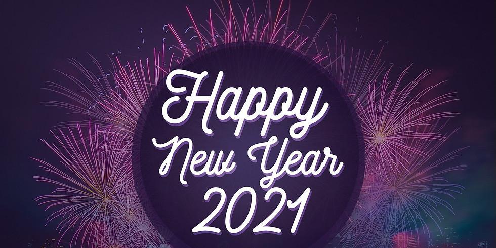 Say Goodbye to 2020 - Happy Noon Year
