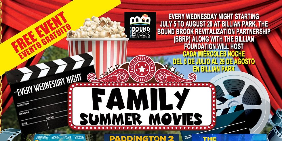 Free Movie in the Park:  Cars 3