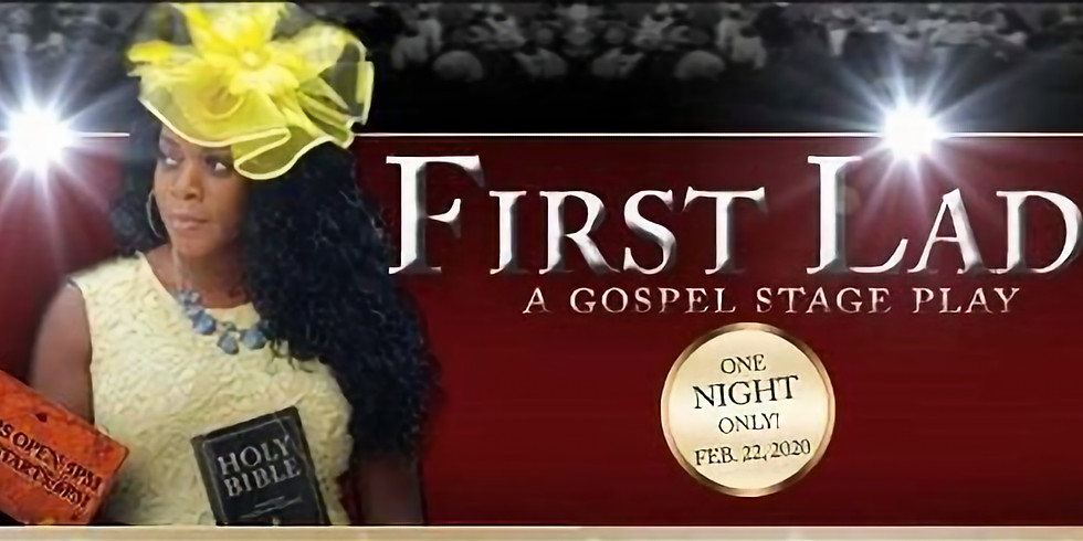 The First Lady of Ebenezer AME Church: A Gospel Stage Play