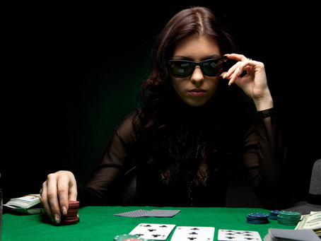 POKER AND LEADERSHIP: CREATING THE BLUFF