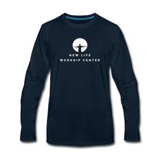 NLWC Adult Sweater - Navy - $20