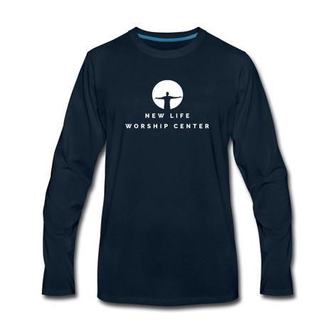NLWC Navy Adult Sweater - $20