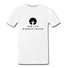 NLWC White T-Shirt - Adult - $15