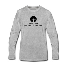 NLWC Adult Sweater - Grey - $20
