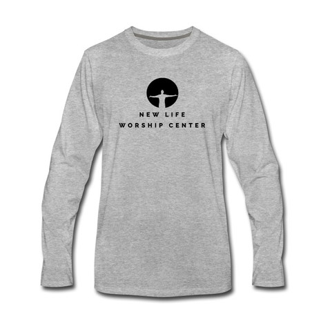 NLWC Grey Adult Sweater - $20