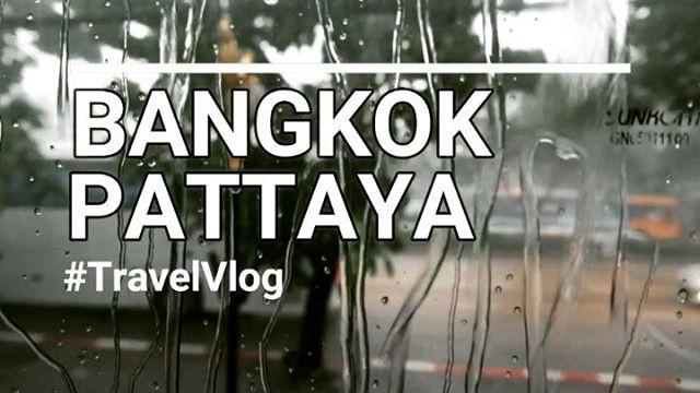 Telah diupload Video Blog jalan jalan Ke Bangkok dan Pattaya!_Jika berkenan, luangkan waktu untuk nonton di Video channel YouT