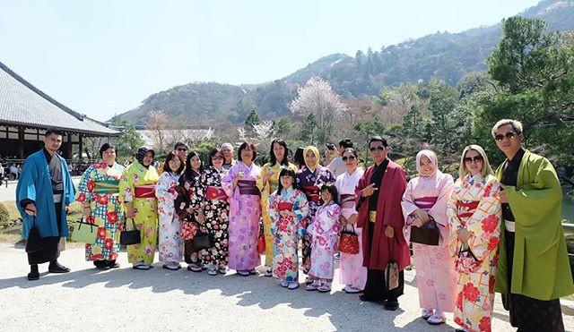 Sightseeing around the Temple in Arashiyama 😍 with kimono is an adventure ._._.jpg