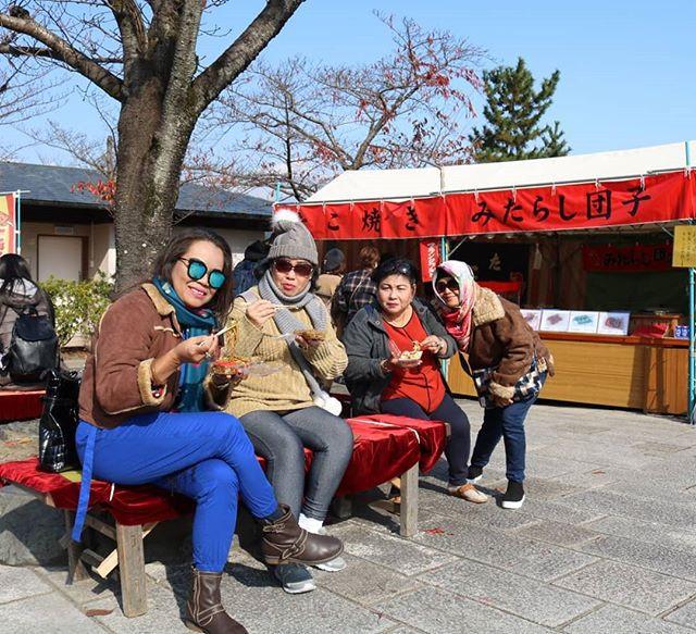 It's over #Arashiyama 😊